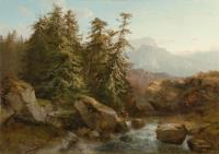 Горный пейзаж2
