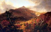 Гора Шрун, Адирондакские горы