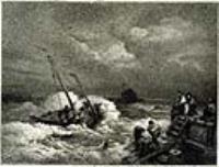 Вытягивание лодки