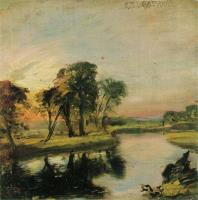 Вид на реку Стоур